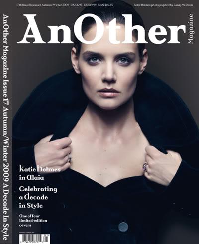 KatieHolmesAnOtherMagazine