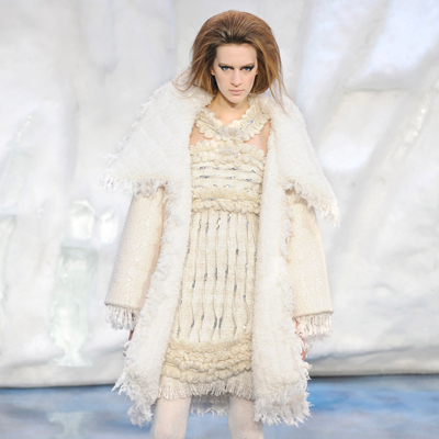 2010 Fall Fashion  Teens on Chanel Fall 2010